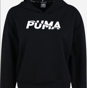 NWT Puma Black Hoodie Size S